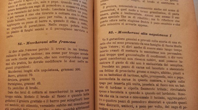 Pellegrino Artusi il primo blogger enogastronomico