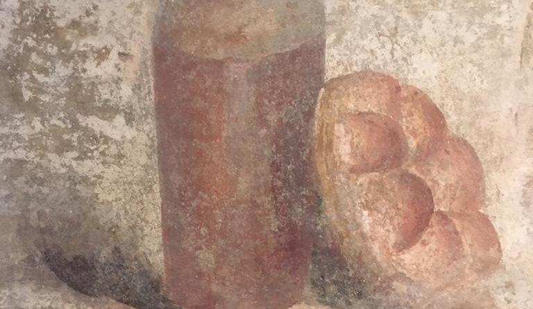 Olio la bottiglia più antica del mondo
