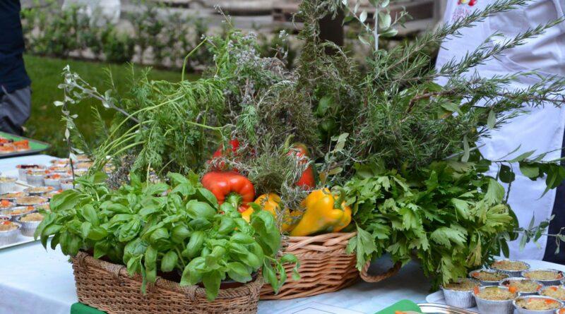 mangiare i 5 colori del benessere