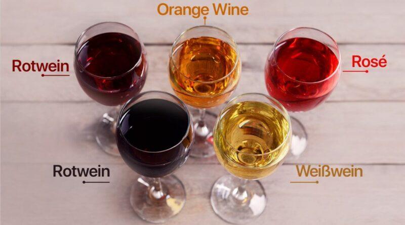 Anche il vino è arancione