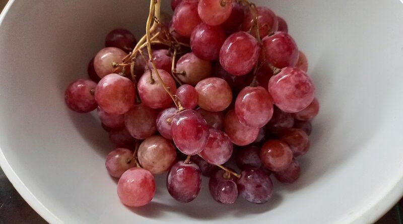 Uva, la bontà che fa bene
